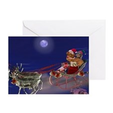 Sleigh Ride Greeting Cards (Pk of 10)
