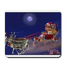 Sleigh Ride Mousepad