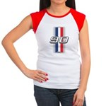 Cars 1990 Women's Cap Sleeve T-Shirt
