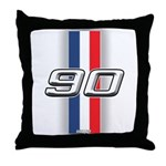 Cars 1990 Throw Pillow