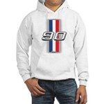 Cars 1990 Hooded Sweatshirt