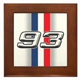 Cars 1993 Framed Tile