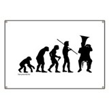 Tuba Evolution Banner