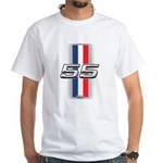 Cars 1955 White T-Shirt