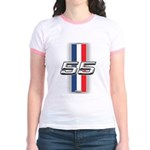 Cars 1955 Jr. Ringer T-Shirt