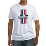 Cars 1955 Fitted T-Shirt