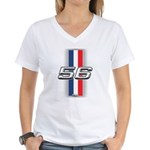 Cars 1956 Women's V-Neck T-Shirt