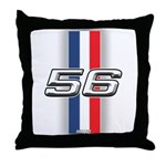 Cars 1956 Throw Pillow