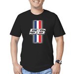 Cars 1956 Men's Fitted T-Shirt (dark)