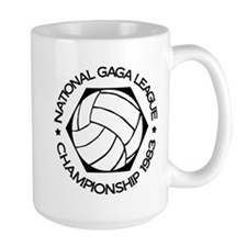 National Gaga League Mug