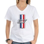 Cars 1967 Women's V-Neck T-Shirt