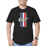 Cars 1967 Men's Fitted T-Shirt (dark)
