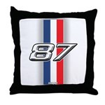 Cars 1987 Throw Pillow