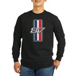 Cars 1987 Long Sleeve Dark T-Shirt