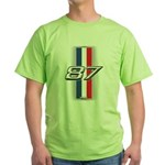 Cars 1987 Green T-Shirt