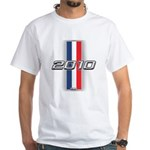 Cars 2010 White T-Shirt