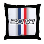 Cars 2010 Throw Pillow