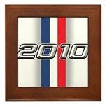 Cars 2010 Framed Tile