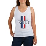 Cars 1970 Women's Tank Top
