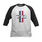 Cars 1970 Kids Baseball Jersey
