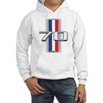 Cars 1970 Hooded Sweatshirt