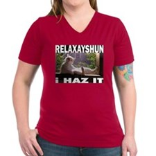 relaxation cat Shirt