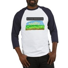 Nudity Communes - Baseball Jersey