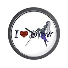 Unique Dungeon Wall Clock