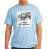 VFX Tech Ash Grey T-Shirt