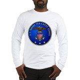 US Naval Sea Cadet Corps Long Sleeve T-Shirt