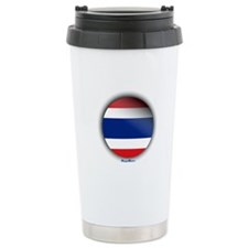 Thailand - Heart Ceramic Travel Mug