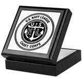 Navy League Cadet Corps Keepsake Box