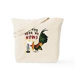 Hear Me Now Tote Bag