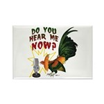 Hear Me Now Rectangle Magnet (100 pack)