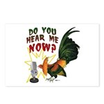 Hear Me Now Postcards (Package of 8)