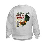 Hear Me Now Kids Sweatshirt