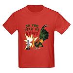 Hear Me Now Kids Dark T-Shirt