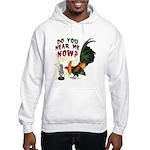 Hear Me Now Hooded Sweatshirt