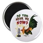 """Hear Me Now 2.25"""" Magnet (100 pack)"""