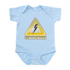 Storm Spotter Lightning Infant Bodysuit