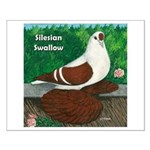 Silesian Swallow Small Poster