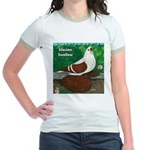 Silesian Swallow Jr. Ringer T-Shirt