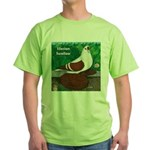 Silesian Swallow Green T-Shirt