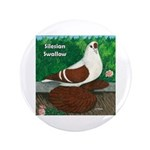 "Silesian Swallow 3.5"" Button (100 pack)"