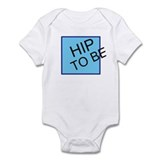 Hip to be Square Onesie