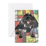 Nun-of-the-Above Cairn Terrier Greeting Cards (Pac