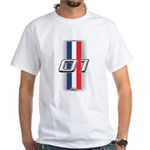 Cars 2001 White T-Shirt
