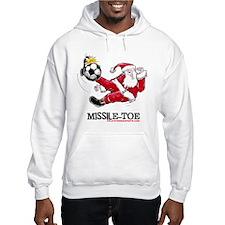 Missile-Toe Soccer Hoodie