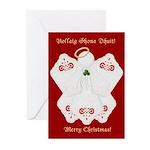 The Barnhill Family's Christmas Cards (Pk of 20)