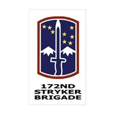 172nd Stryker Brigade<BR> Decal